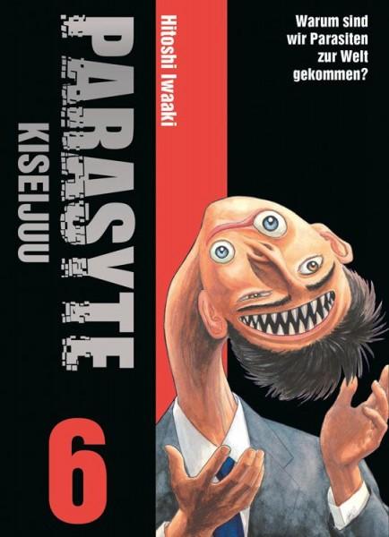 Parasyte - Kiseijuu 6