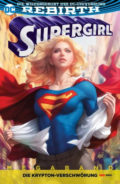 Supergirl Megaband 2: Die Krypton-Verschwörung