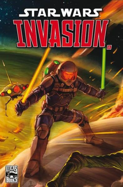 Star Wars Sonderband 62: Invasion II - Die Rettung