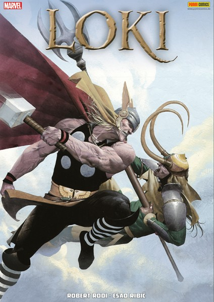 Loki Deluxe Edition