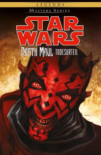 Star Wars Masters 16: Darth Maul - Todesurteil