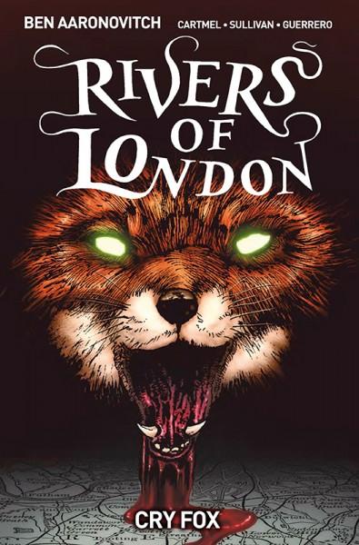 Die Flüsse von London 5 Cover