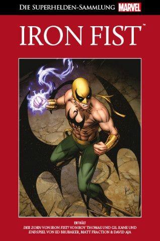 Die Marvel Superhelden Sammlung 28: Iron Fist