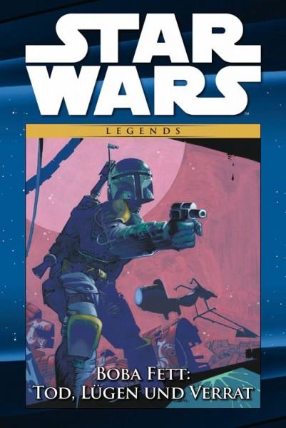 Star Wars Comic-Kollektion 38: Boba Fett - Tod, Lügen und Verrat