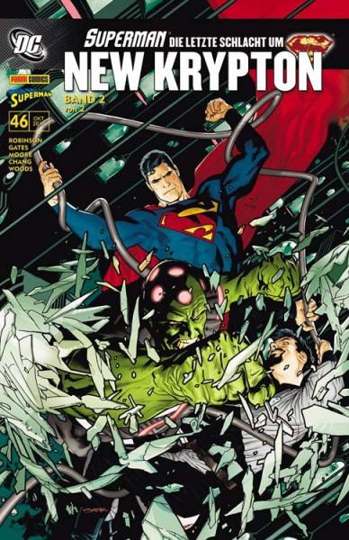 Superman Sonderband 46: Die letzte Schlacht um New Krypton 2