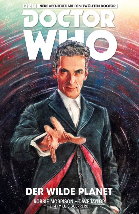 Doctor Who: Der zwölfte Doctor 1 -...