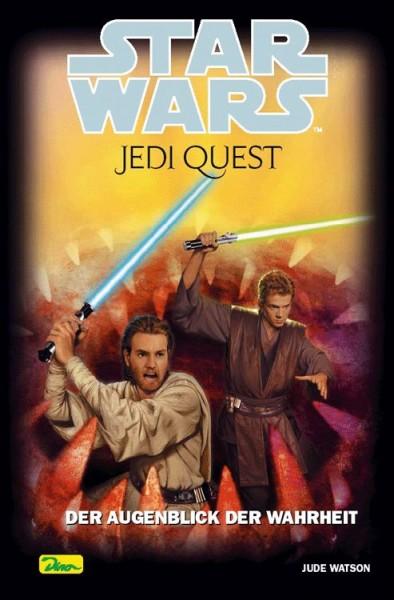 Star Wars Jedi Quest 8: Der Augenblick der Wahrheit