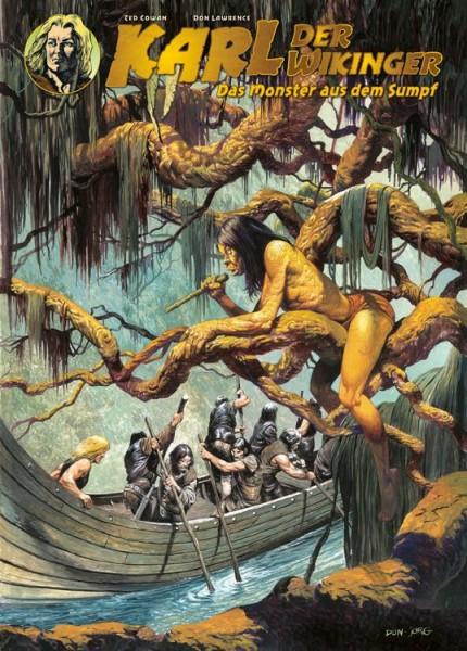 Karl der Wikinger 6: Das Monster aus dem Sumpf