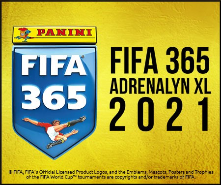 Die FIFA 365 Adrenalyn XL 2021 Trading Cards