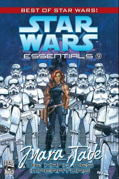 Star Wars Essentials 9: Mara Jade - Die Hand des Imperators