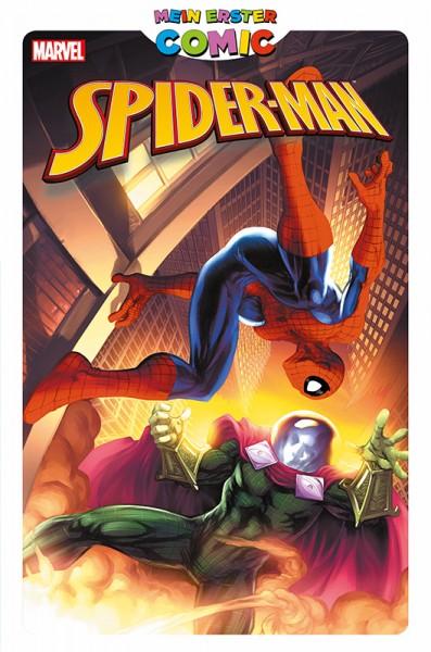 Mein erster Comic - Spider-Man gegen Mysterio