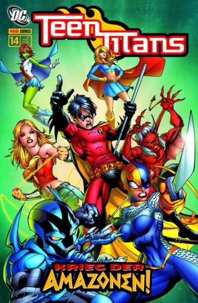 Teen Titans Sonderband 14: Krieg der Amazonen