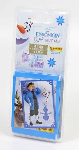 Die Eiskönigin: Olaf taut auf - Stickerkollektion - Blister