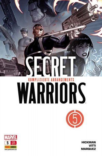 Secret Warriors 5