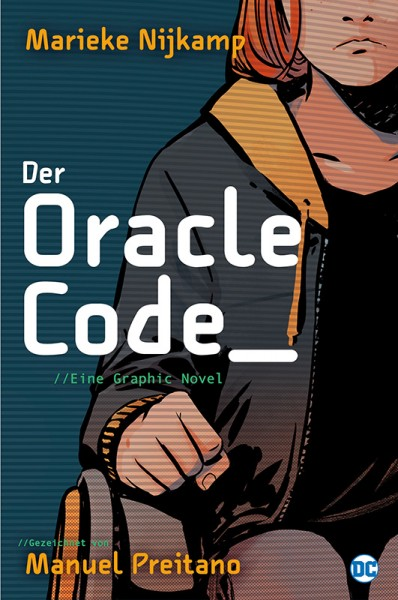 Der Oracle Coder Cover