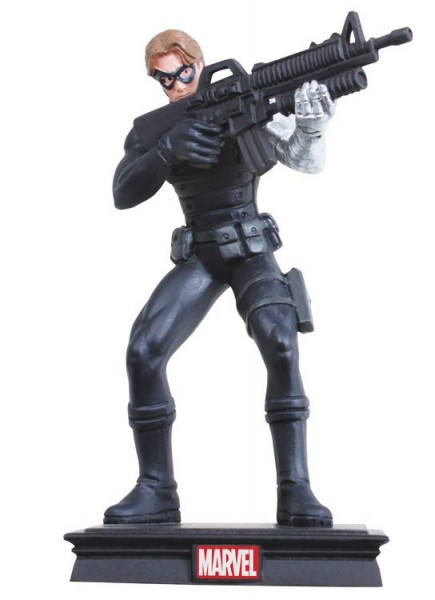 Marvel Universum Figuren-Kollektion: #33 Winter Soldier
