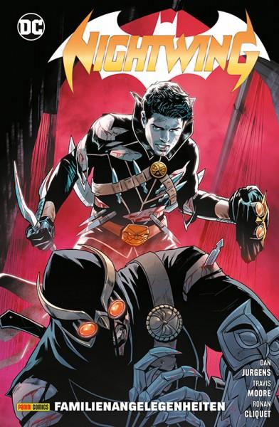 Nightwing 10: Familienangelegenheiten Cover