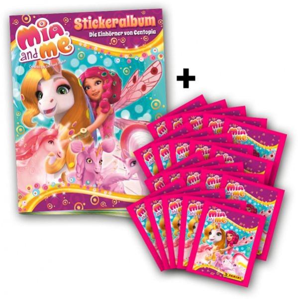 Mia and Me 5 Stickerkollektion - Bundle 1