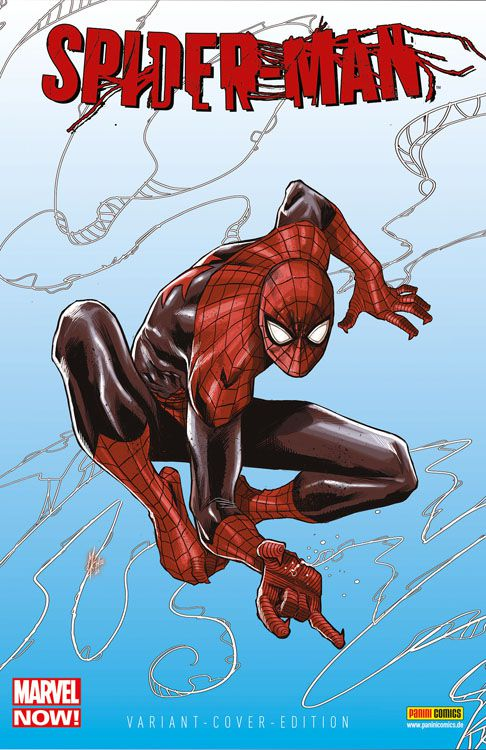 Spider-Man 16 Comic Action 2014 Variant