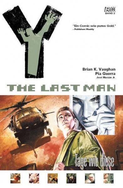Y - The Last Man 2 - Tage wie Diese