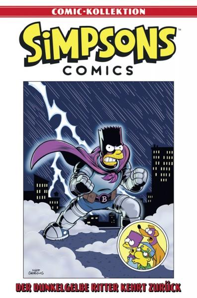 Simpsons Comic-Kollektion 41: Der dunkelgelbe Ritter kehrt zurück