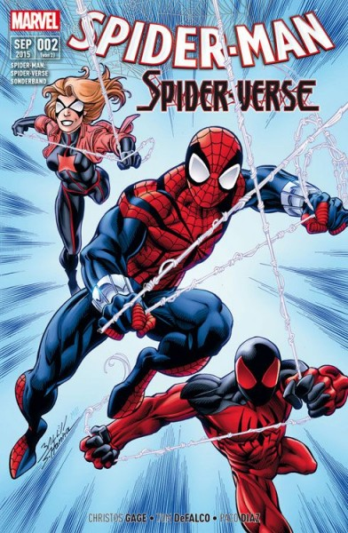 Spider-Verse Sonderband 2