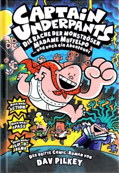 Captain Underpants 3: Die Rache der monströsen Madame Muffelpo