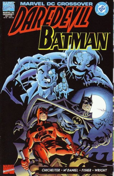 Daredevil/Batman 7
