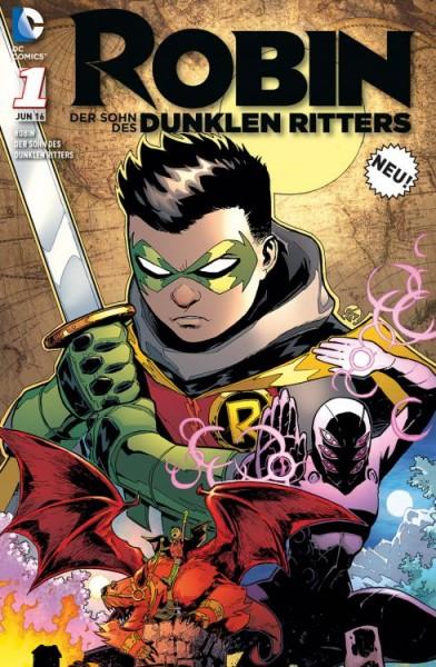 Robin - Der Sohn des dunklen Ritters 1