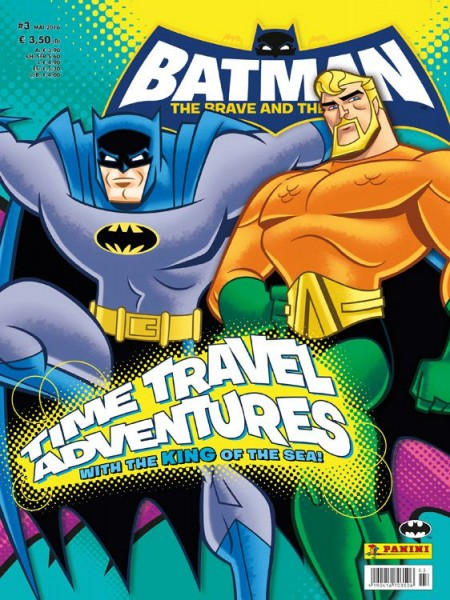 Batman: The Brave and the Bold 3