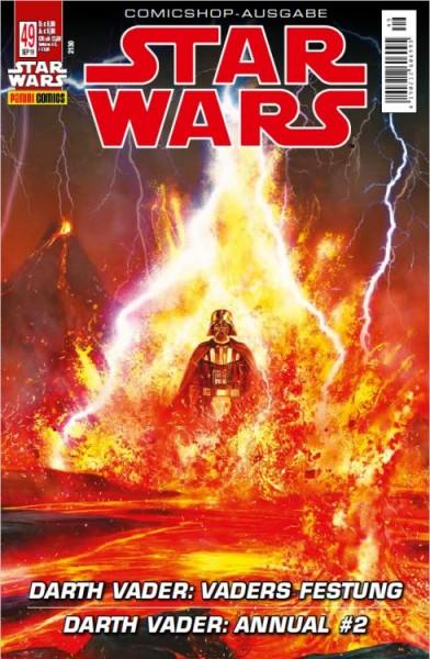 Star Wars 49: Darth Vader - Vaders Festung - Das Finale (Comicshop-Ausgabe)