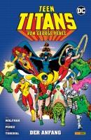 Teen Titans von George Pérez: Der Anfang Cover