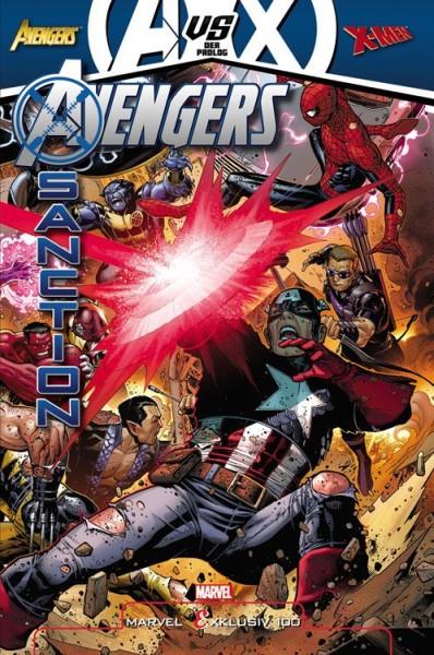 Marvel Exklusiv 100 - Avengers X-Sanction
