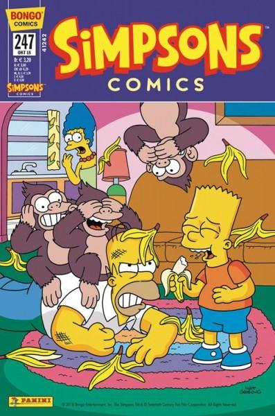 Simpsons Comics 247