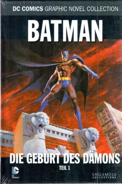 Eaglemoss DC-Collection 42: Batman - Geburt des Dämons 1