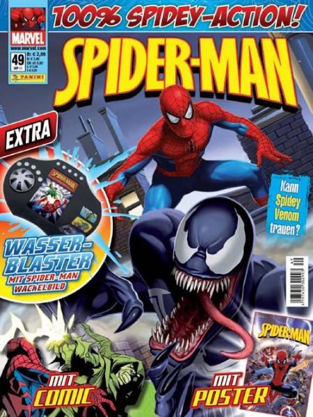 Spider-Man Magazin 49