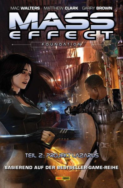 Mass Effect 6: Foundation 2