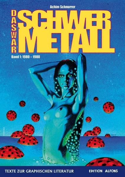 Das war Schwermetall 1: 1980 - 1 Cover988