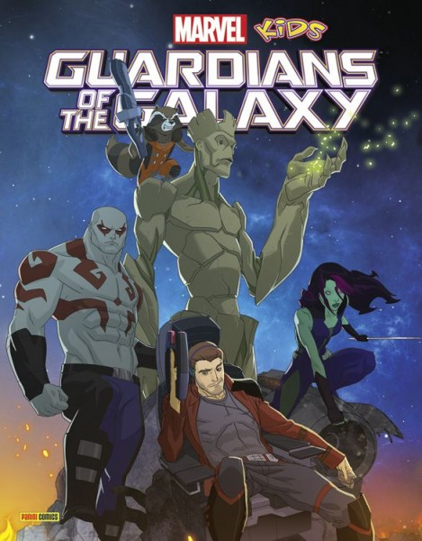 Marvel Kids - Guardians of the Galaxy 1