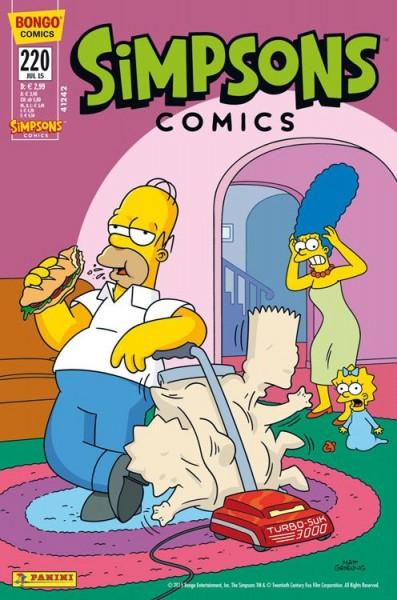 Simpsons Comics 220