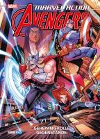 Marvel Action: Avengers 2 Cover