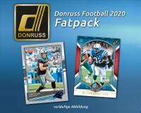NFL 2020 Donruss Football Trading Cards - Fatpack