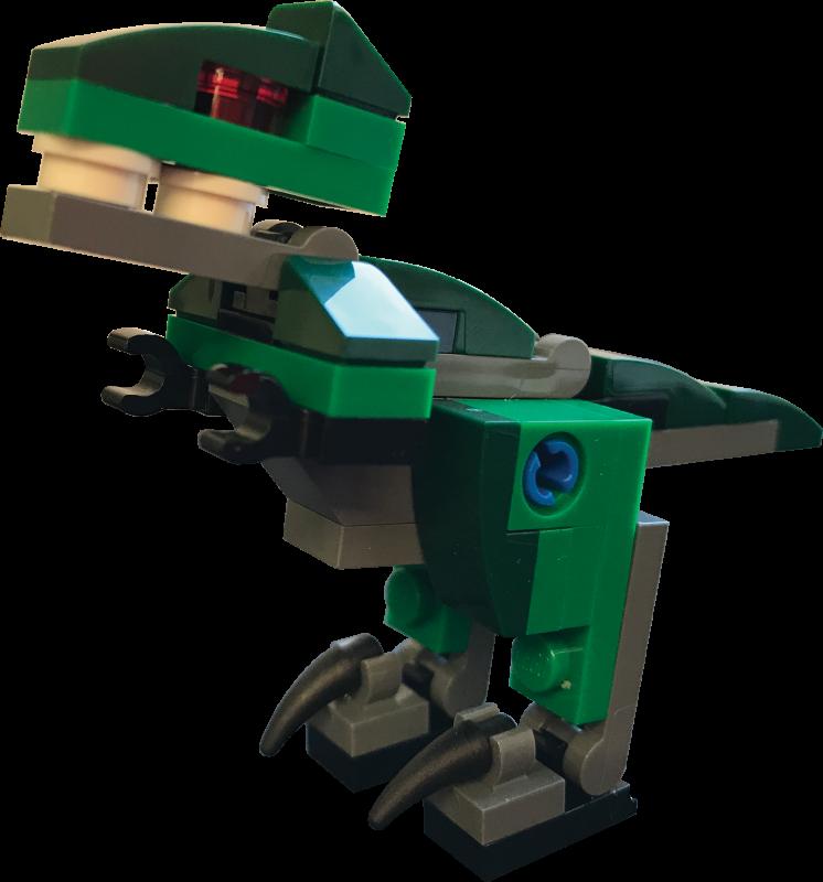Lego Kids Lesen Lernen Spielen Dino Figur