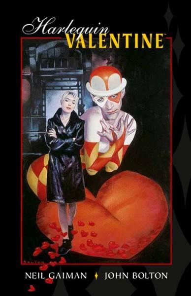 Neil Gaiman Bibliothek 7: Harlequin Valentine