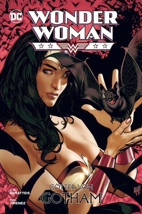 Wonder Woman - Die Götter von Gotham
