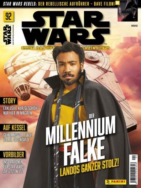Star Wars: Das offizielle Magazin 92