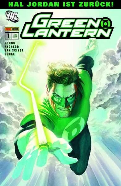 Green Lantern Sonderband 1: Zündung