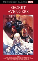 Die Marvel Superhelden Sammlung  93 Secret Avengers Cover