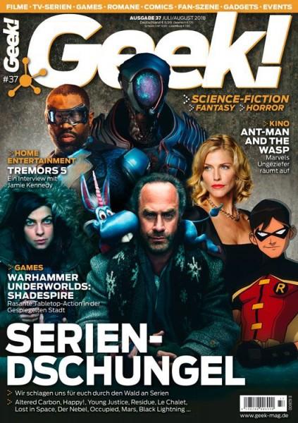 Geek! 37