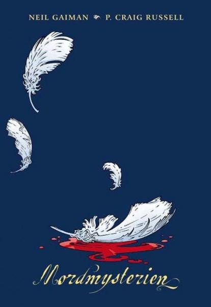 Neil Gaiman Bibliothek: Mordmysterien